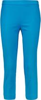 Emilio Pucci Cropped slub stretch-cotton skinny pants