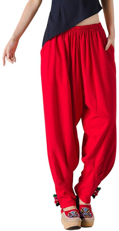 3a074de44f Baggy Style Trousers Women - ShopStyle Canada