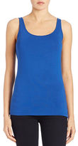 Lord & Taylor Petite Iconic Fit Tank Top