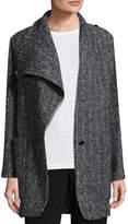 Isabel Marant Women's Hondo Collarless Coat