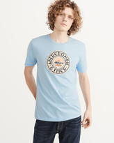 Abercrombie & Fitch Applique Graphic Tee