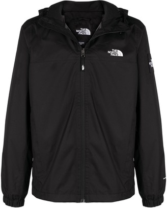 The North Face Logo-Chest Hoodie