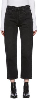 Rag & Bone Black Maya Jeans