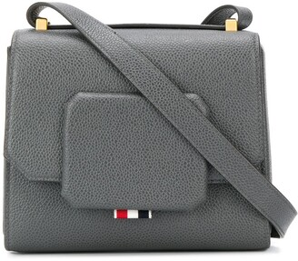 Thom Browne RWB tag box bag