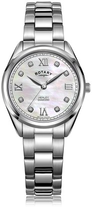 Rotary Watches Rotary Henley Stainless Steel Watch