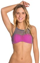 Bikini Lab Sporty Spice High Neck Halter Bikini Top 8125411