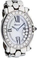 Chopard Oval Happy Sport Watch