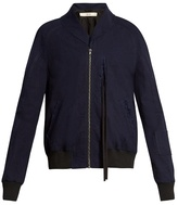 Damir Doma Jan shawl-lapel cotton jacket