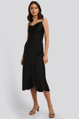 Trendyol Thin Strap Midi Dress