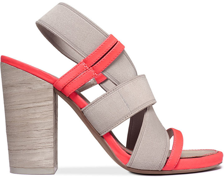 DKNY Camelia Platform City Sandals