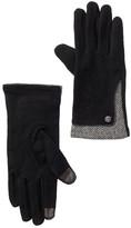 David & Young Herringbone Gloves