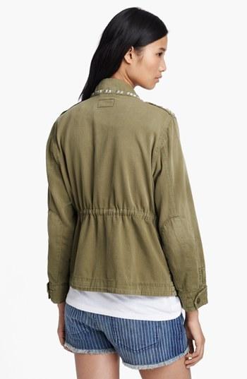 Current/Elliott 'The Lone Soldier' Jacket