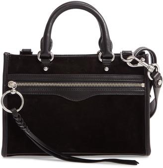 Rebecca Minkoff Micro Bedford Leather Satchel