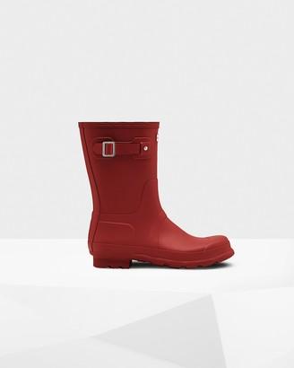 Hunter Men's Original Short Rain Boots