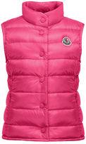 Moncler Liane Down Lightweight Down Puffer Vest, Size 8-14