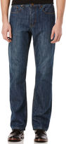 Perry Ellis Straight Fit Medium Wash Denim