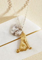 In Howl Your Glory Necklace