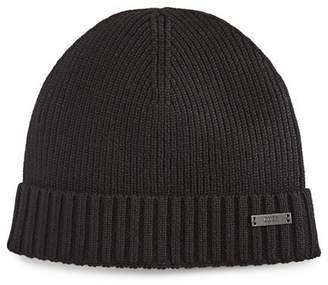 HUGO BOSS Fati-B Wool Knit Hat