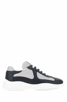 Prada Americas Cup Low-Top Sneakers