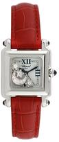 Chopard Vintage Happy Sport Diamond Stars & Moon Square Watch, 30mm x 23mm
