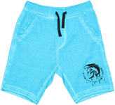 Diesel Bright Turquoise Active Shorts - Boys
