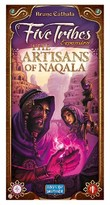 Asmodee Five Tribes Board Game The Artisans of Naqala Expansion Pack