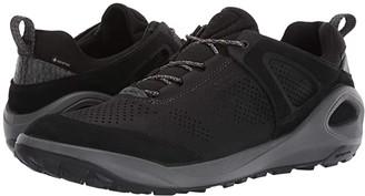 ECCO Sport BIOM 2GO Sneaker (Black/Black) Men's Shoes