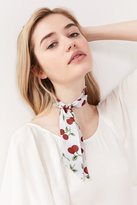 Urban Outfitters Patterned Neck Tie Scarf