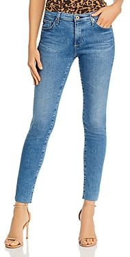 AG Jeans Ankle Legging Jeans in Precision