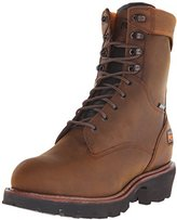 "Timberland Men's 9"" Rip Saw Soft-Toe Waterproof INS Work Boot"