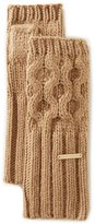 Michael Kors Classic Cable Armwarmers