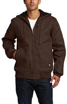 Dickies Men's Rigid Duck Hooded Jacket
