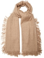 Denis Colomb Perou cashmere scarf