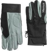 Marmot XT Gloves - Leather Palm (For Men)
