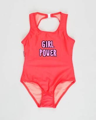 Andorine Girl Power Bodysuit - Kids-Teens