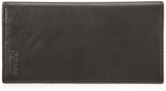 GUESS Men's Leather Secretary Wallet