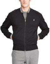 Polo Ralph Lauren Solid Full-Zip Bomber Jacket
