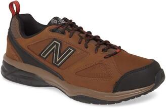 New Balance 623v3 Water Resistant Leather Training Shoe