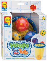 Alex Hoops for the Tub