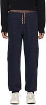 Missoni Blue Contrast Lounge Pants
