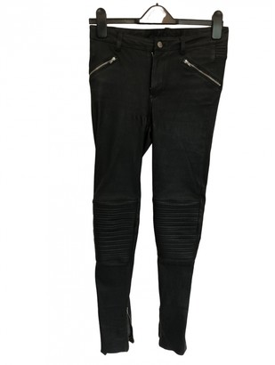BLK DNM Black Cotton - elasthane Jeans for Women