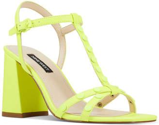 Nine West Glitter City Sandals Women Shoes