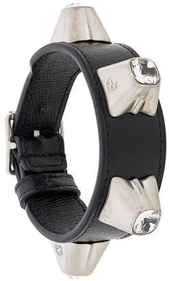 Gucci Crystal Stud Bracelet