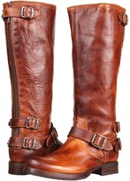 Frye Veronica Back Zip Women's Zip Boots