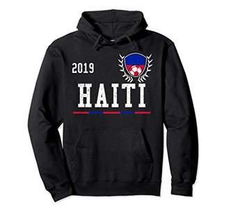 Haiti Football Jersey 2019 Haitian Soccer Jersey Pullover Hoodie
