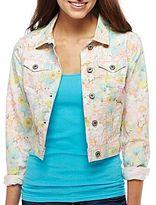 Arizona Cropped Denim Jacket