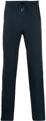 Sandro Paris Alpha natural flax trousers