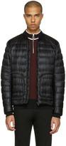 Belstaff Blakc Down Quilted Jacket