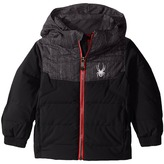 Spyder Mini Clutch Down Jacket (Toddler/Little Kids)