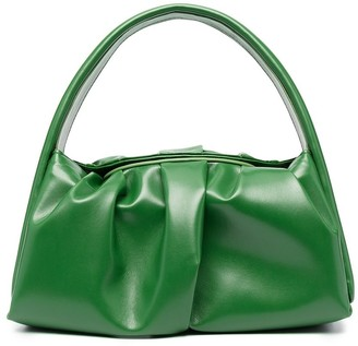 Themoire Hera faux-leather shoulder bag